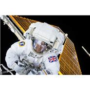 Tim Peake's spacewalk 2016
