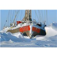 Arctic climate research expedition