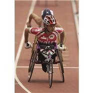 Tanni Grey-Thompson Wales Commonwealth Games 2002