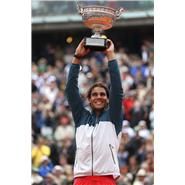 Rafael Nadal wins record 8th French Open Title 2013