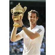 2013 Andy Murray Wimbledon Champion