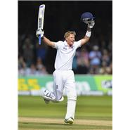 2013 Joe Root England Ashes Century Lord's