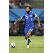 2014 Andrea Pirlo of Italy 2014 World Cup